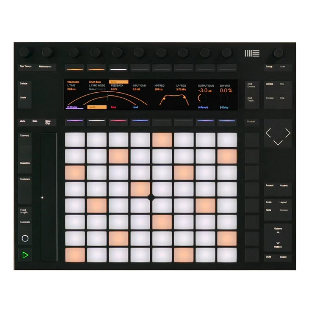 Ableton Push 2 Live Performance Controller With Live Suite Lebanon