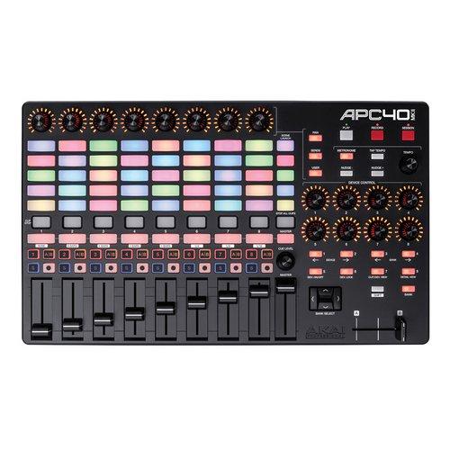 Akai Apc 40 lebanon ableton midi controller live performance