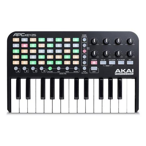 Akai Apc Keys 25 midi controller ableto performance keyboard lebanon