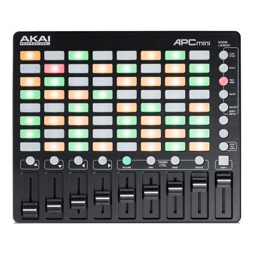 Akai APC Mini ableton midi controller performance pad mixer lebanon