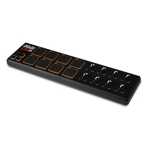 Akai LPD 8 lebanon pad midi controller