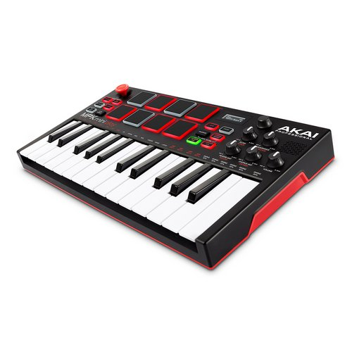 Akai MPK Mini Play midi keyboard controller synthesizer lebanon
