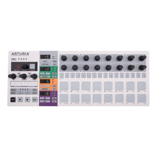 Arturia Beatstep Pro analog sequencer controller lebanon
