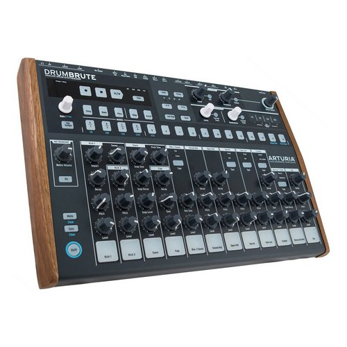 Arturia DrumBrute analog drum machine lebanon