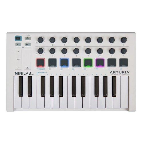 Arturia Minilab MKII midi keyboard controller lebanon