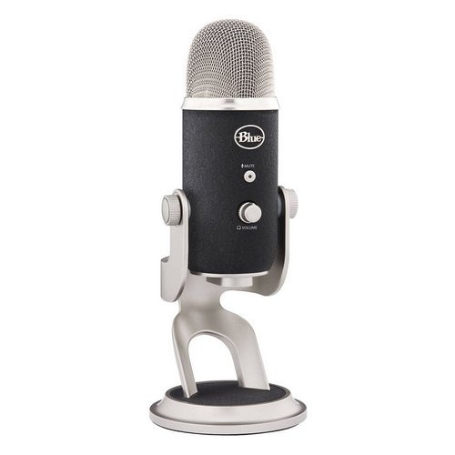 Blue Yeti Pro USB/XLR Microphone recording youtube studio vocal lebanon streaming broadcasting