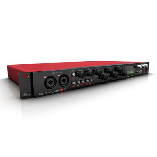 Focusrite Scarlett 18i20 audio interface soundcard lebanon
