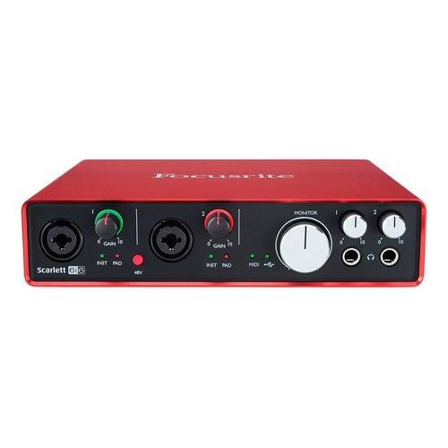 Focusrite Scarlett 6i6 soundcard audio interface lebanon