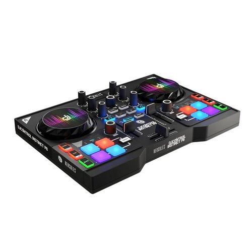 Hercules DJ Control Instinct P8 controller lebanon