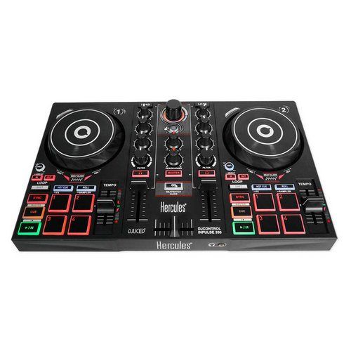 Hercules DJ Control Inpulse 200 controller lebanon