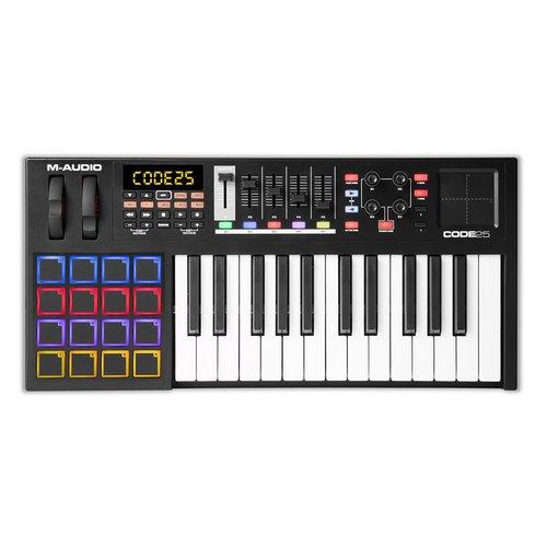 M-Audio Code 25 MIDI Controller keyboard lebanon