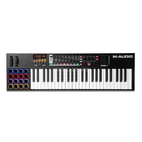 M-Audio Code 49 MIDI Controller keyboard lebanon