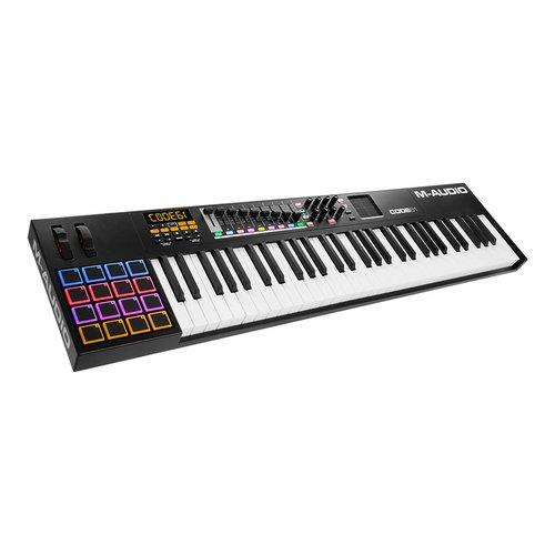 M-Audio Code 61 MIDI Controller keyboard lebanon