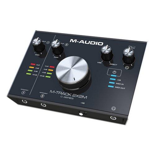 M-Audio M-Track 2x2M Soundcard lebanon