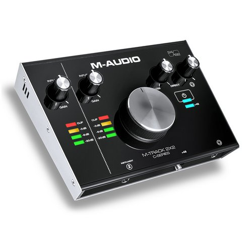 m-audio-m-track-2x2 soundcard lebanon