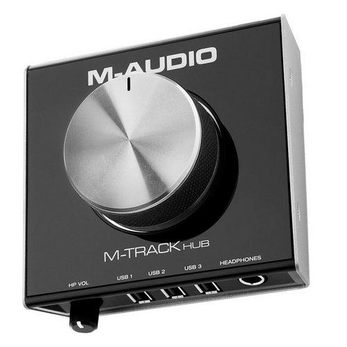 M-Audio M-Track Hub lebanon