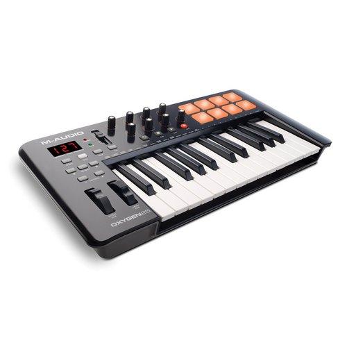 M-Audio Oxygen 25 midi keyboard controller lebanon
