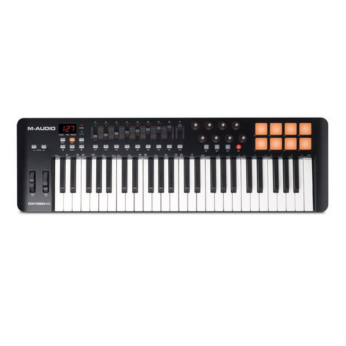 M-Audio Oxygen 49 midi keyboard controller lebanon