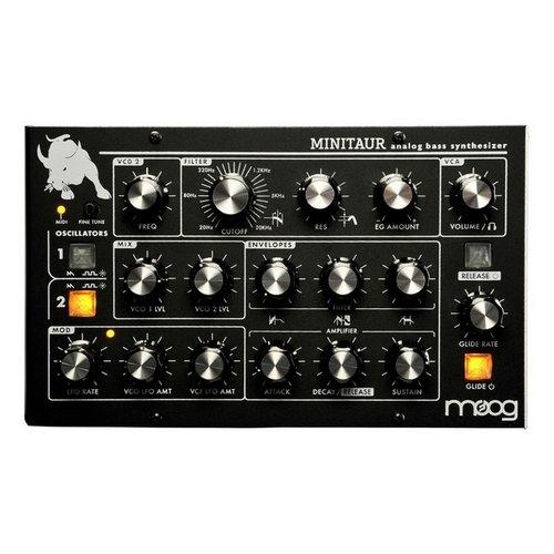 Moog Minitaur analog bass Synthesizer lebanon