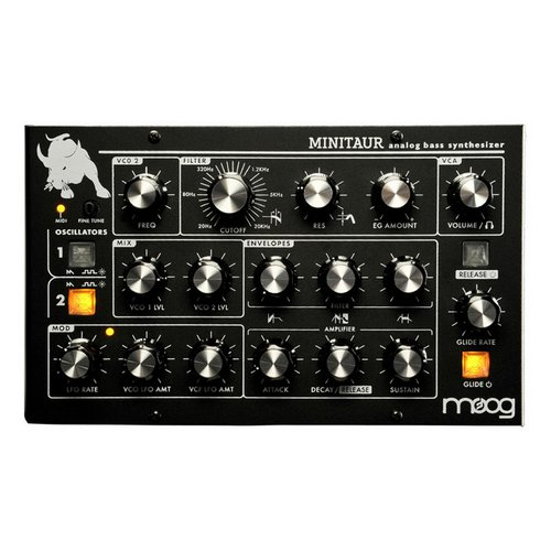 Moog Minitaur analog bass Synthesizer lebanon