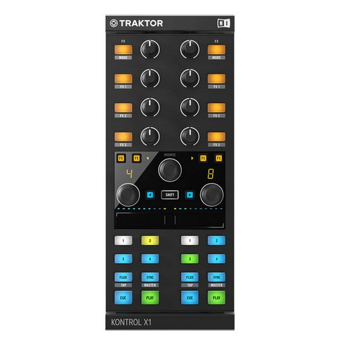 Native Instruments Traktor Kontrol X1 MKII DJ Controller Lebanon
