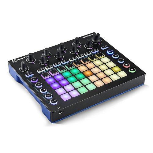 Novation Circuit analog synthesizer drum machine pad lebanon