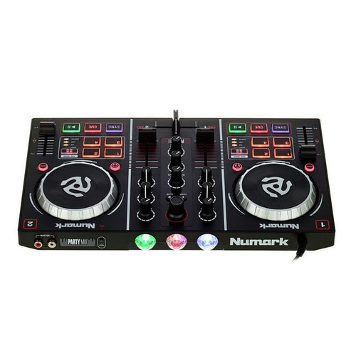 Numark Party Mix DJ Controller lebanon