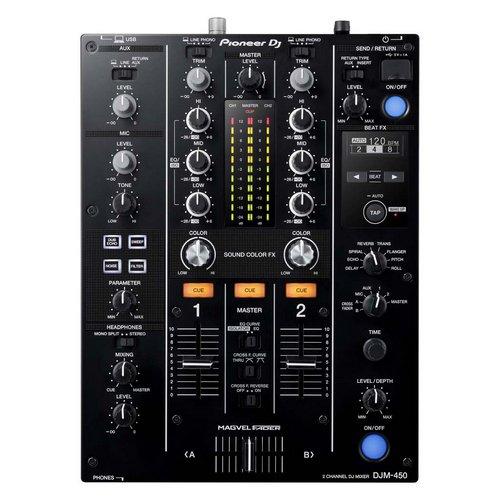 Pioneer DJM450 DJ Mixer Beirut Lebanon