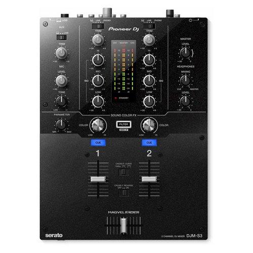 Pioneer DJMS3 DJ Mixer Beirut Lebanon