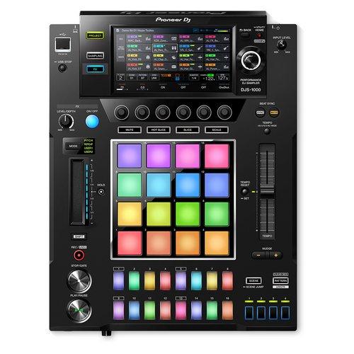 Pioneer DJS1000 DJ Sampler Beirut Lebanon