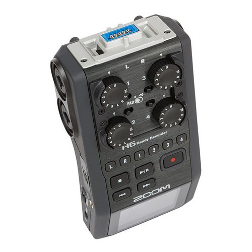 Zoom H6 Digital Audio Recorder Lebanon