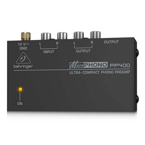 Behringer PP400 Phono Pre-Amp preamp lebanon