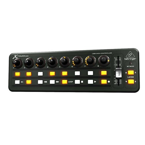 Behringer X-Touch Mini Control Surface xtouch midi controller lebanon