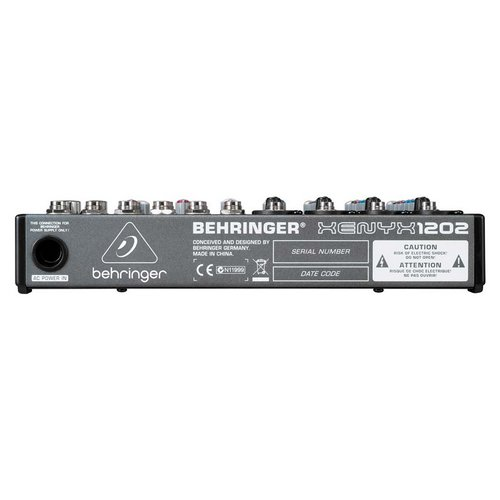 Behringer Xenyx 1202 Mixer analog stage live lebanon
