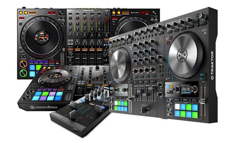 DJ Controllers Beirut Lebanon Per-vurt Music Technology Store