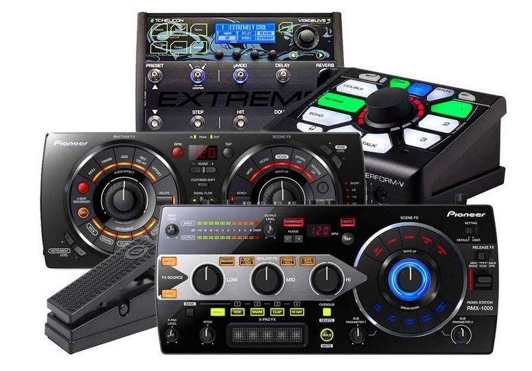 Effect Processors Pedals lebanon dj recording