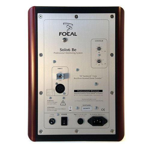 Focal Solo 6 BE Studio Monitor lebanon