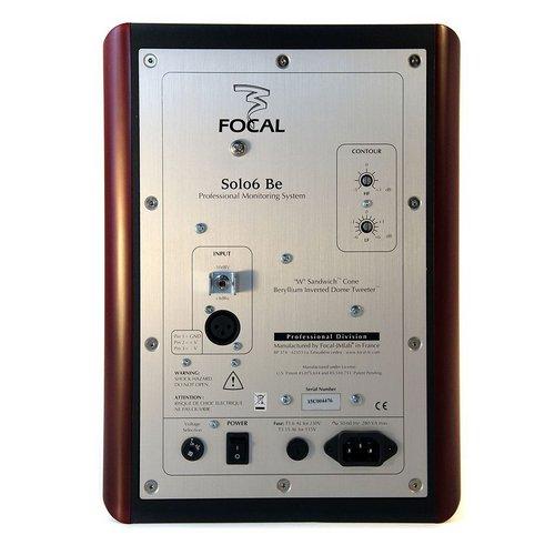 Focal Solo 6 BE Studio Monitor lebanon