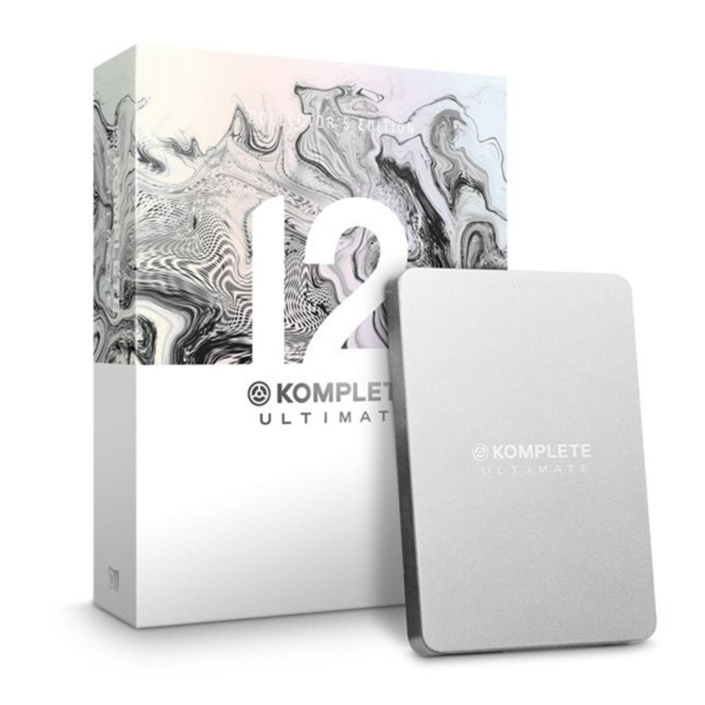 Native Instruments Komplete 12 Ultimate Collector Edition Lebanon Plugins