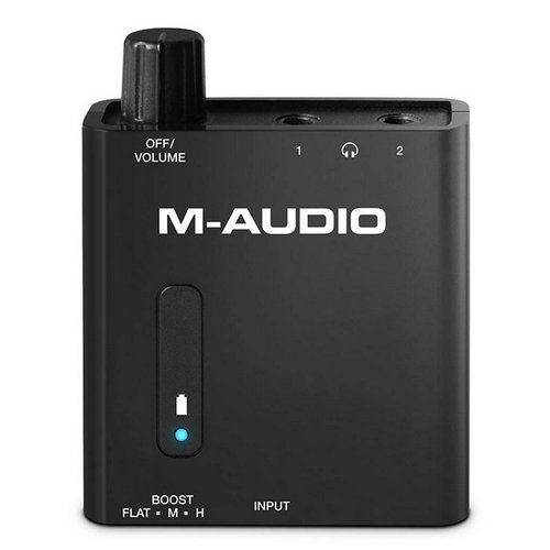 M-Audio Bass Traveler headphone amplifier lebanon