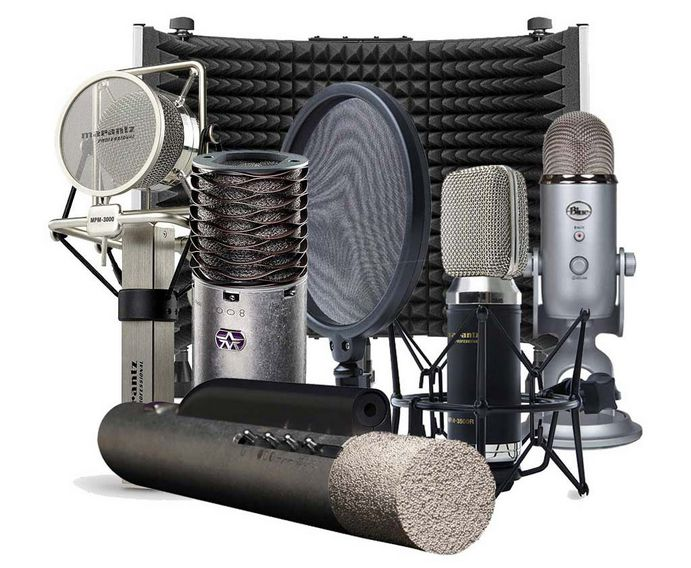 Microphones Accessories lebanon products archive