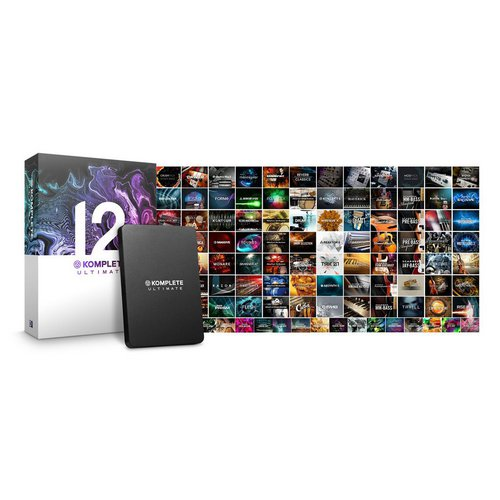 Native Instruments Komplete 12 Ultimate Lebanon