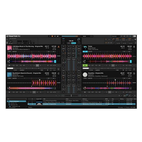 Native Instruments Traktor Pro 3 Dj Software Lebanon