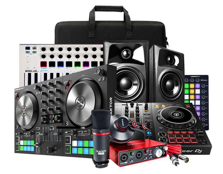 Offers & Bundles DJ Music Production Recording Gear Products Beirut Lebanon Christmas Gifts