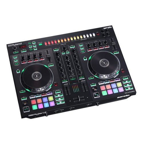 Roland DJ-505 DJ Controller with drum machine lebanon