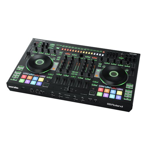 Roland DJ-808 DJ Controller with drum machine lebanon
