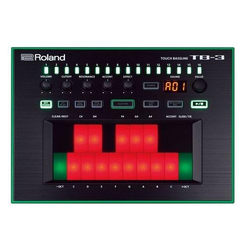 Roland AIRA TB-3 Touch Bassline synthesizer acid lebanon