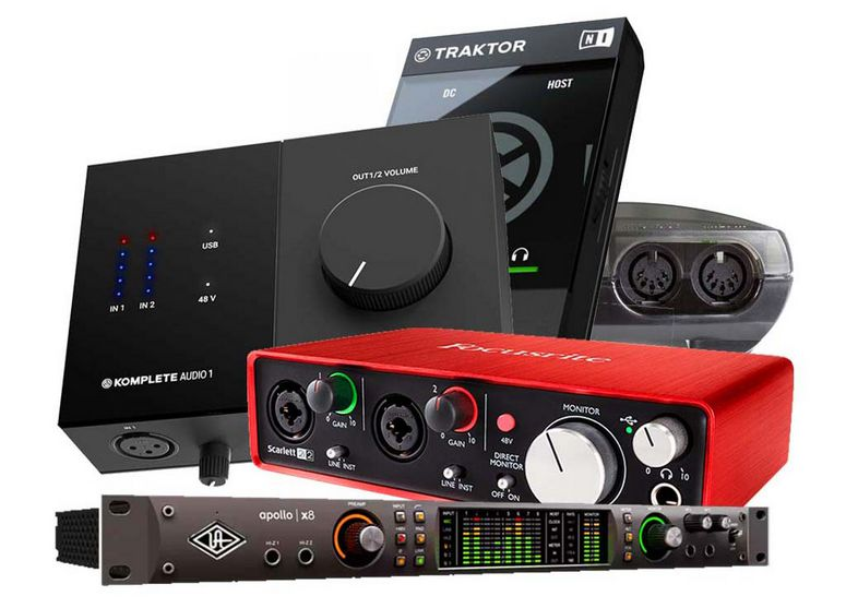 audio midi interface soundcards lebanon