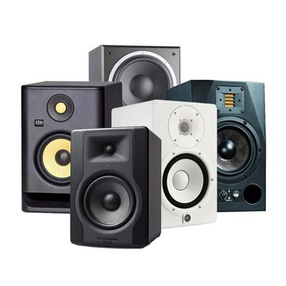 studio monitors lebanon speakers subwoofers