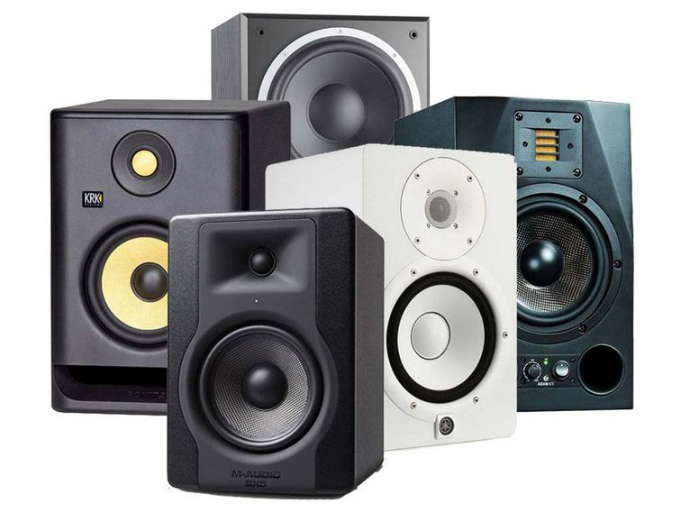studio monitors lebanon speakers subwoofers